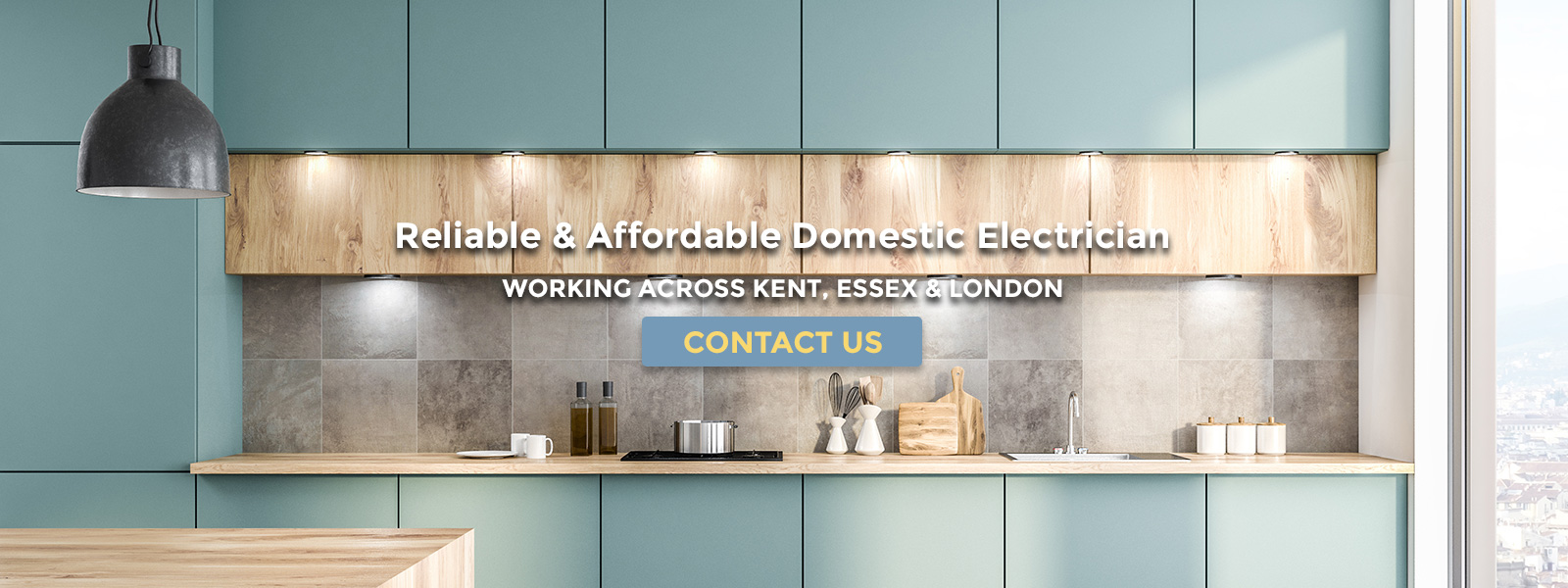 Kitchen Electrics In Welling, Kent, London & Essex