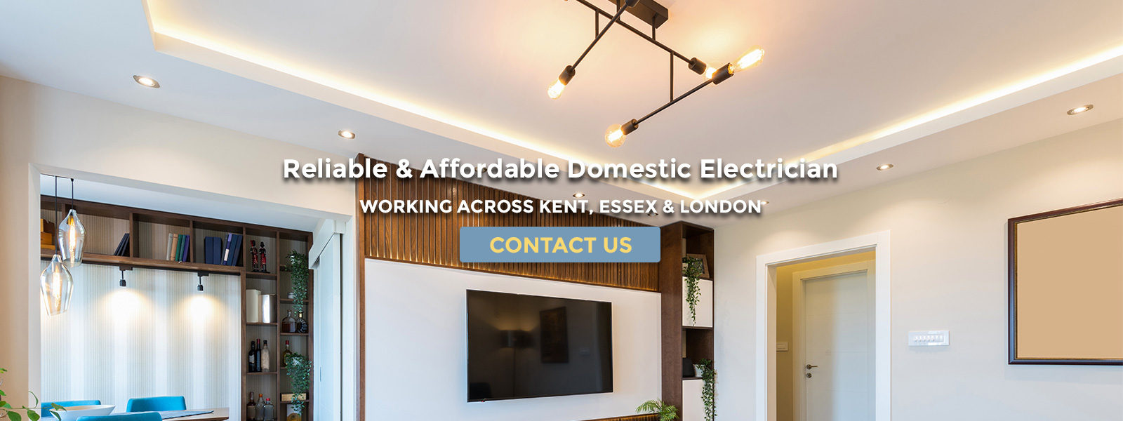 Domestic Electrics In Welling, Kent, London & Essex
