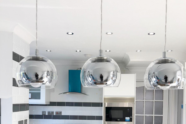 Lighting installed by Controlled Electrics Kent